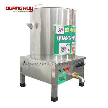 Nồi nấu phở bằng điện 50 lit Quang Huy