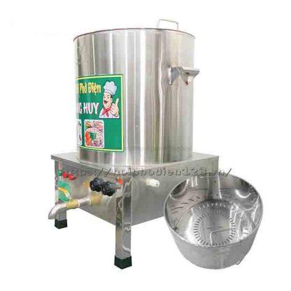 Nồi điện nấu nước lèo 70 lit Quang Huy