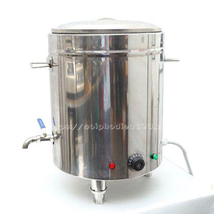 Nồi điện nấu nước phở nhỏ 20-30 lit nhập khẩu