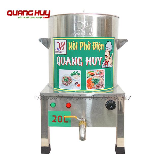 Nồi trần bún phở 20 Lit Quang Huy