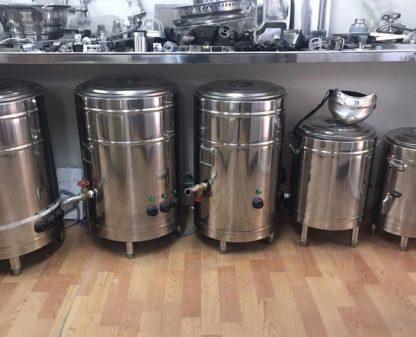 Bộ nồi điện nấu phở nhập khẩu cho quán ăn, nhà hàng, bếp công nghiệp