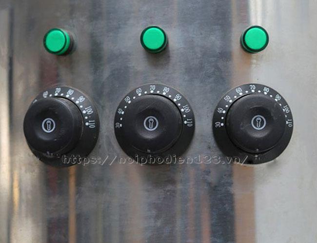 Chiết áp nồi nấu phở điện nhập khẩu từ 30 -110 độ C