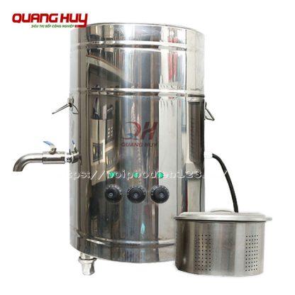Nồi điện nấu phở nhập khẩu 70 lit Quang Huy