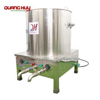 Nồi nấu phở 2 ngăn bằng điện Quang Huy sản xuất
