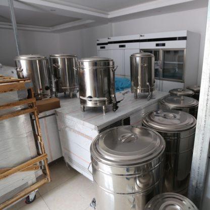 Quang Huy phân phối nồi điện nấu phở nhập khậu trên Toàn quốc
