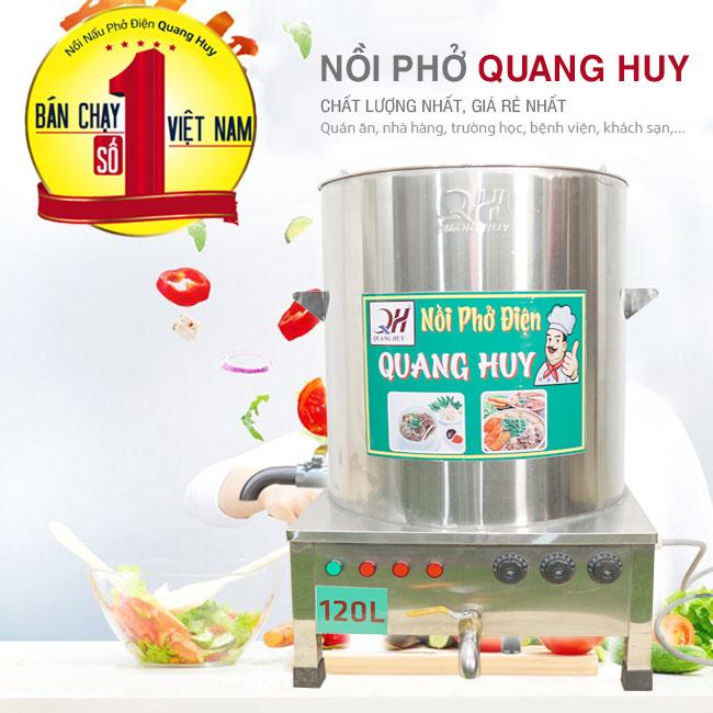 Bán chạy số 1 nồi phở điện Quang Huy