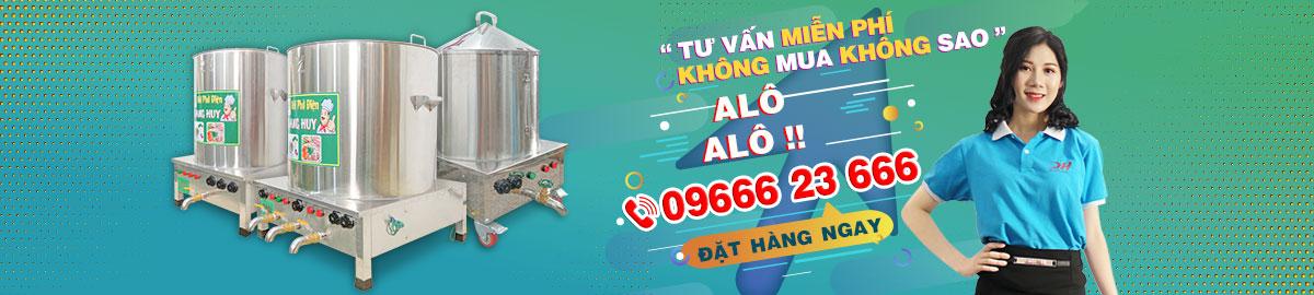 Liên hệ tư vấn mua nồi phở Quang Huy
