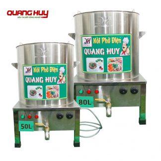 Bộ 2 nồi phở 50 lit-80 lit Quang Huy