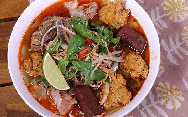 Bún bò Huế - Món ngon khó cưỡng của nhiều người Việt