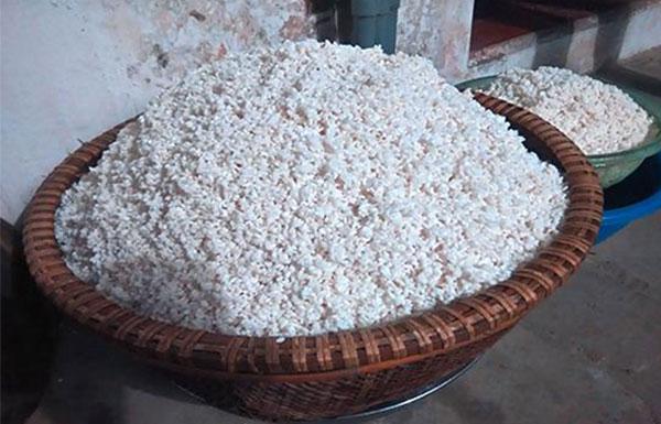 Cách chọn gạo nếp nấu xôi
