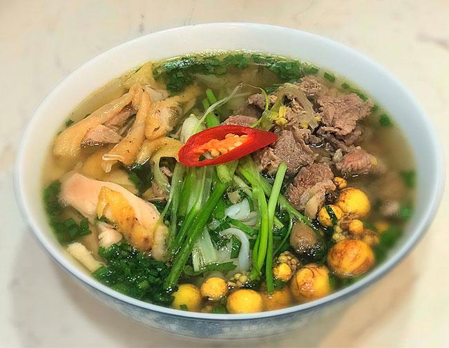 Hướng dẫn cách nấu món phở gà Hà Nội ngon chuẩn nhất
