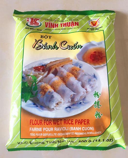 Bột làm bánh cuốn Vĩnh Thuận