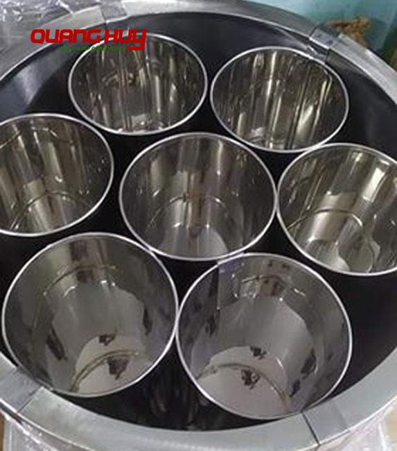 Quang Huy phân phối ống trụng bún phở