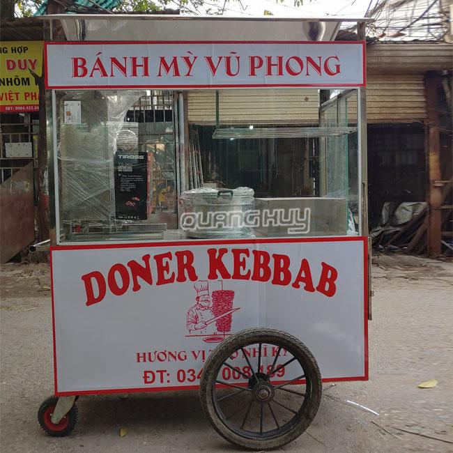 Xe xôi và bánh mì 2m Quang Huy