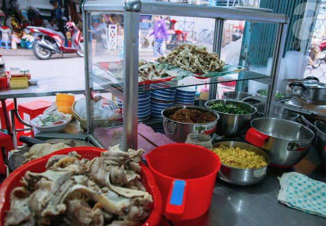 học nấu hủ tiếu mở quán | Món Miền Trung