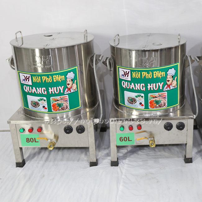 Mẫu nồi nấu bún riêu bằng điện Quang Huy phân phối