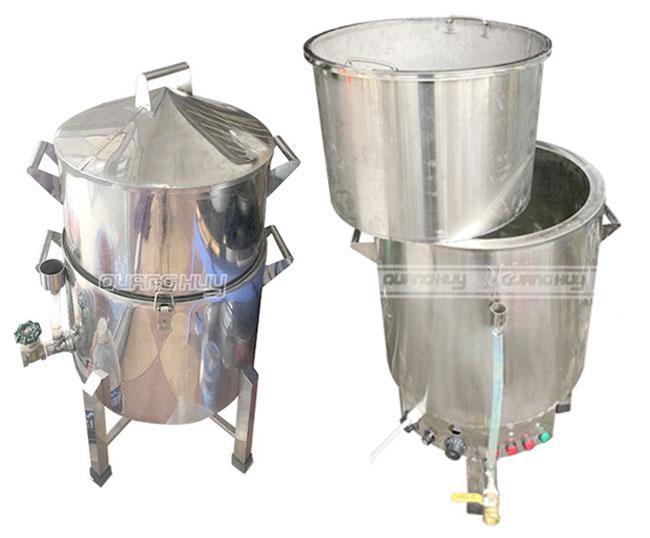 Quang Huy sản xuất và phân phối nồi hấp công nghiệp