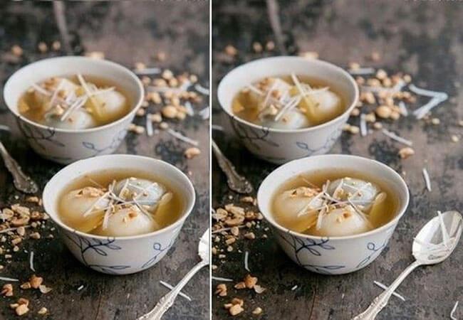 Cách làm chè xôi nước đậu xanh truyền thống