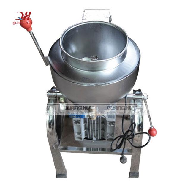 Máy xay thịt làm giò chả lụa 5kg Quang Huy giá rẻ, năng suất tới 60kg/ngày