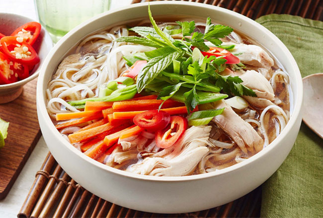 Phở - Món ăn nổi tiếng của người Việt