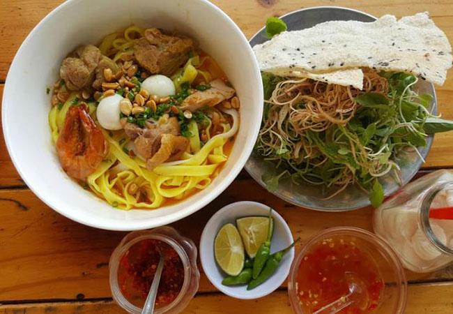 Mì quảng - Nét văn hóa ẩm thực tinh tế của miền Trung