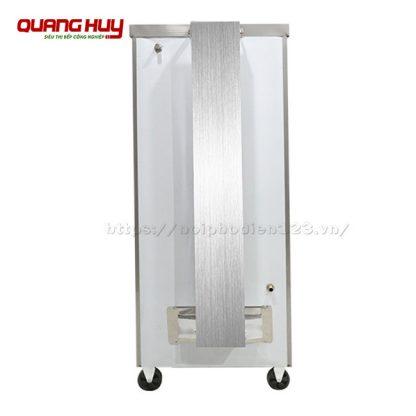 Ống xả khí tủ cơm công nghiệp bằng gas
