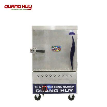 Tủ nấu cơm công nghiệp 6 khay bằng gas nấu hấp thực phẩm đa năng