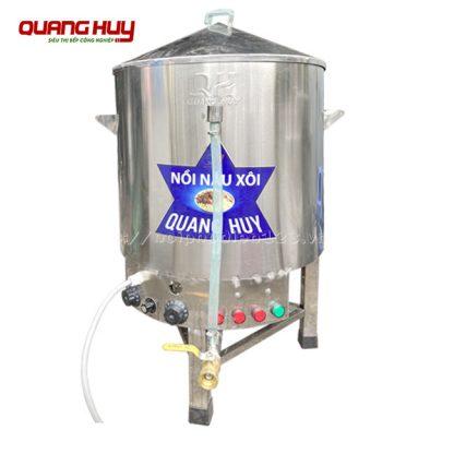 Nồi hấp xôi điện 15kg 1 tầng Quang Huy