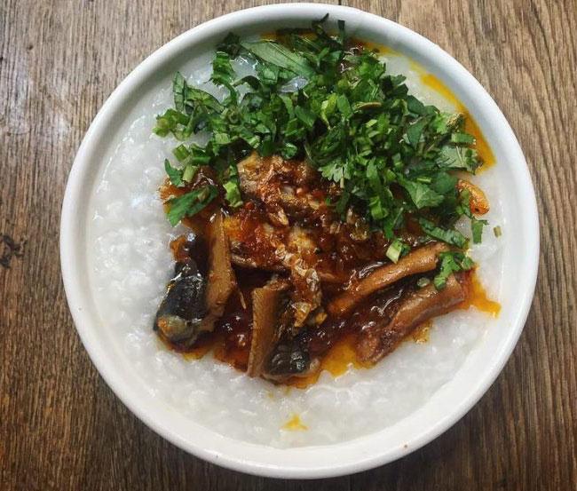 Hoàn thiện cách nấu món cháo lươn
