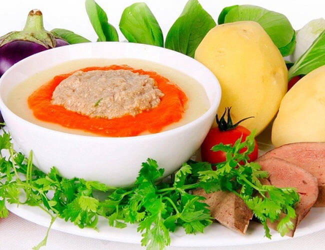 Học nấu cháo dinh dưỡng ngon
