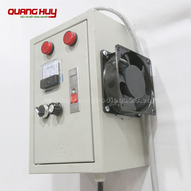 Hộp điện điều chỉnh nhiệt độ nồi nấu cháo điện
