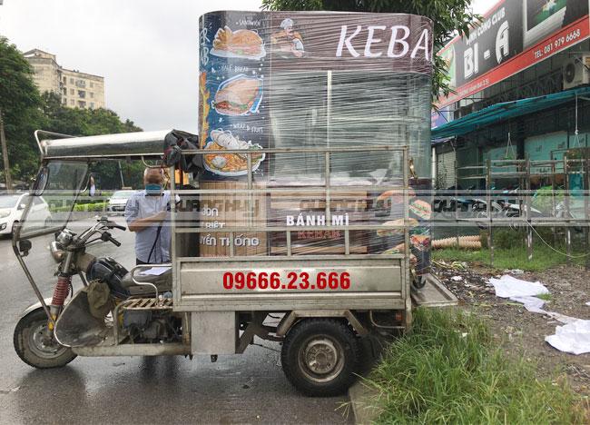 Quang Huy giao xe bánh mì Toàn quốc, xe bánh mì chả cá, xe bán bánh mì chả cá, xe bánh mì chả cá nóng, bán xe bánh mì chả cá giá rẻ, xe bánh mì chả cá giá bao nhiêu, mua xe bán bánh mì chả cá cũ, xe bánh mì chả cá cũ