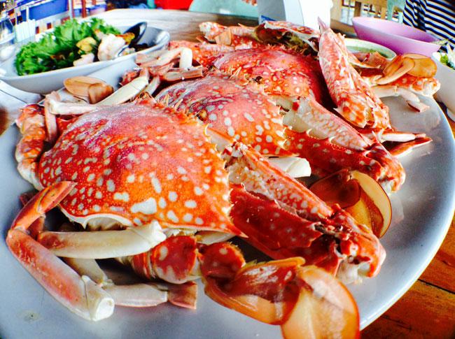 Hấp hải sản thơm ngon hơn với tủ hấp chuyên dụng
