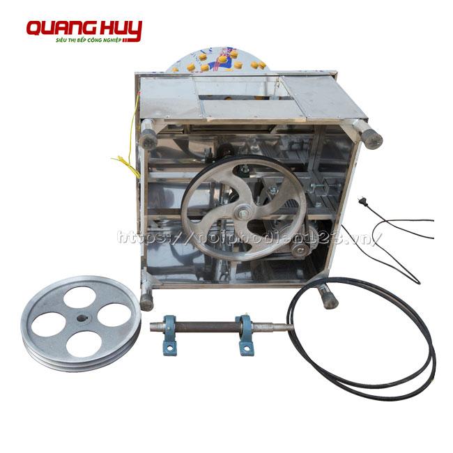 Máy quay lông gà vịt Quang Huy, sản xuất và phân phối trực tiếp tại xưởng