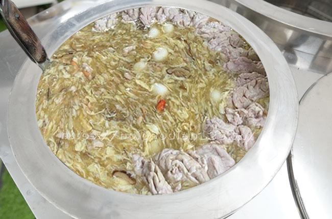 Nồi súp điện công nghiệp - Giải pháp tiết kiệm điện năng, nấu súp ngon hơn