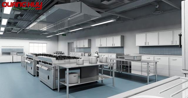 Xưởng sản xuất inox gia dụng uy tín, nhận thiết kế theo yêu cầu