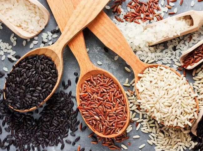 Các loại gạo lứt nấu cơm ngon