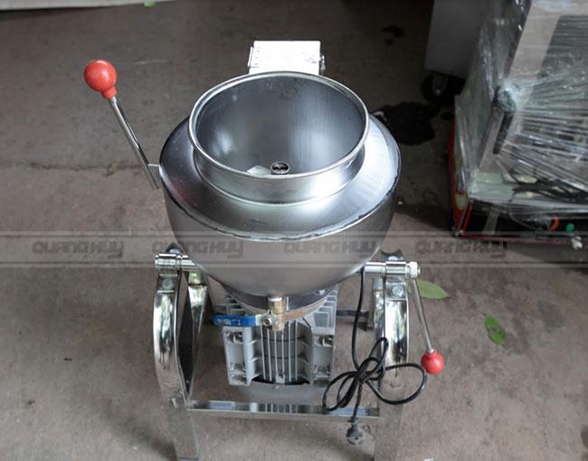 Sử dụng máy xay thịt làm giò chả - cách làm giò thủ ngon tại nhà